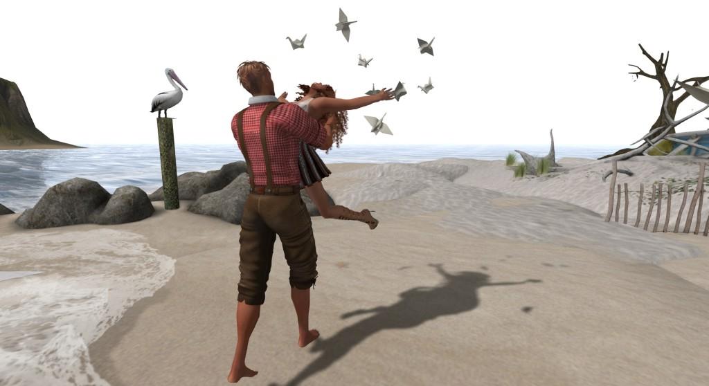 Catching birds